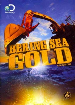 Bering Sea Gold Season 1 (DVD)