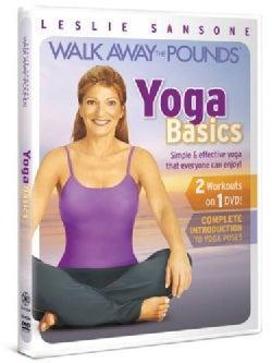 Walk Away The Pounds: Yoga Basics
