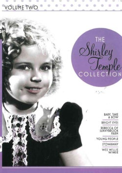 The Shirley Temple Collection Vol. 2 (DVD)