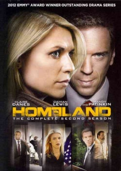 Homeland: Season 2 (DVD)