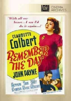 Remember The Day (DVD)