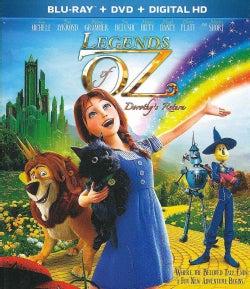 Legends Of Oz: Dorothy's Return (Blu-ray/DVD)