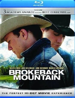 Brokeback Mountain (Blu-ray Disc)