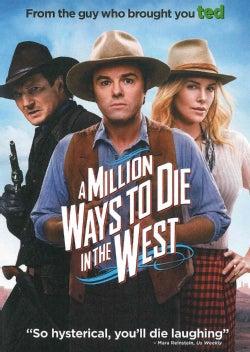 A Million Ways To Die In The West (DVD)
