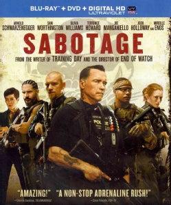 Sabotage (Blu-ray/DVD)