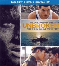 Unbroken (Blu-ray/DVD)