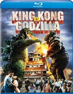 King Kong Vs. Godzilla (Blu-ray Disc)