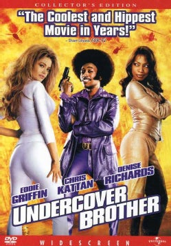 Undercover Brother (DVD)