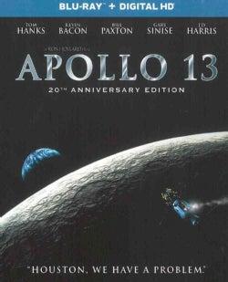 Apollo 13 (20th Anniversary) (Blu-ray Disc)