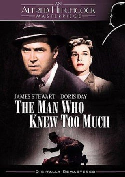 The Man Who Knew Too Much (DVD)