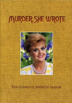 Murder She Wrote: The Complete Seventh Season (DVD)