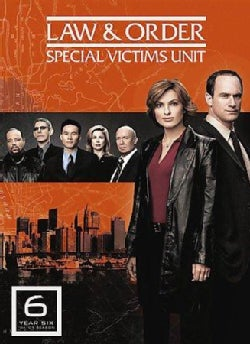 Law & Order: Special Victims Unit Season 6 (DVD)
