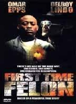 First Time Felon (DVD)