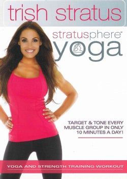 Trish Stratus: Stratusphere Yoga (DVD)
