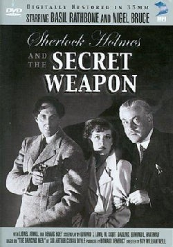 Sherlock Holmes: The Secret Weapon (DVD)