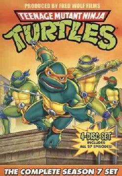 Teenage Mutant Ninja Turtles Season 7 (DVD)