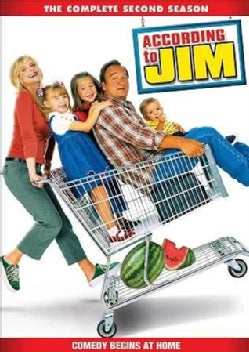 According To Jim Season Two (DVD)