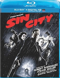 Sin City (Uncut) (Blu-ray Disc)