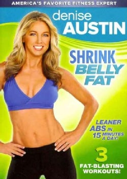 Denise Austin: Shrink Belly Fat (DVD)