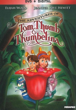 The Adventures Of Tom Thumb And Thumbelina (DVD)