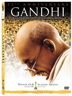 Gandhi 25th Anniversary Collector's Edition (DVD)