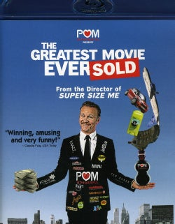 The Greatest Movie Ever Sold (Blu-ray Disc)