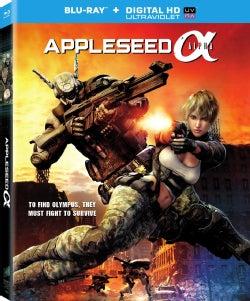 Appleseed Alpha (Blu-ray Disc)