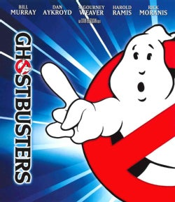 Ghostbusters (4K-Mastered) (Blu-ray Disc)