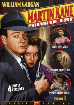 Martin Kane Private Eye: Vol. 1 (DVD)