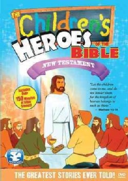 The Children's Heroes of the Bible: New Testament (DVD)