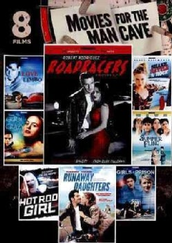 8-Movie Pack: Movies for the Man-Cave: Vol. 3 (DVD)