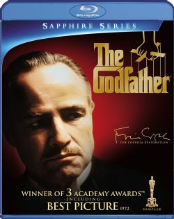 The Godfather (Sapphire Series) (Blu-ray Disc)