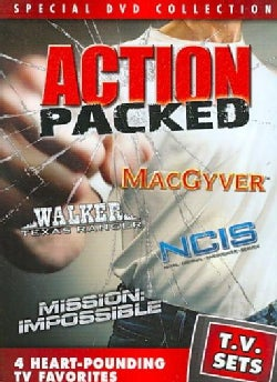 TV Sets: Action Packed (DVD)
