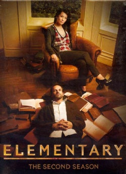 Elementary: The Second Season (DVD)