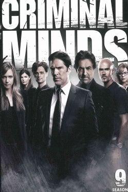 Criminal Minds: The Ninth Season (DVD)