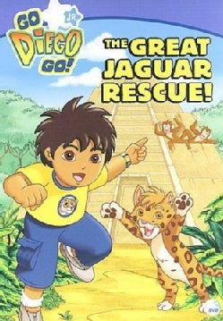 Go, Diego, Go!: The Great Jaguar Rescue (DVD)