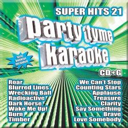 Various - Party Tyme Karaoke: Super Hits 21