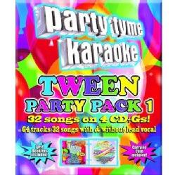 Various - Party Tyme Karaoke: Tween Party Pack 1