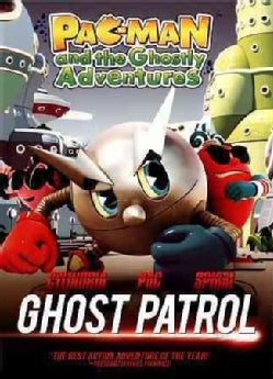 Pac-Man and the Ghostly Adventures: Ghost Patrol (DVD)