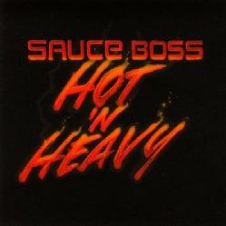 SAUCE BOSS - HOT 'N HEAVY
