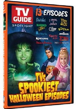 TV Guide Spotlight: TV's Spookiest Halloween Episodes (DVD)