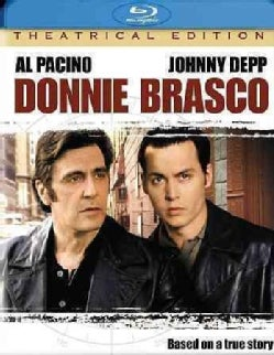 Donnie Brasco (Blu-ray Disc)