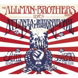 Allman Brothers - Live at the International Pop