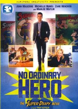 No Ordinary Hero: The Superdeafy Movie (DVD)