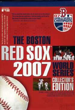 The Boston Red Sox 2007 World Series Collector's Edition (DVD)