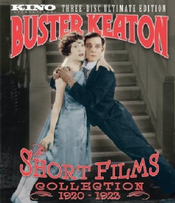 Buster Keaton: The Short Films Collection: 1920-1923 (Blu-ray Disc)