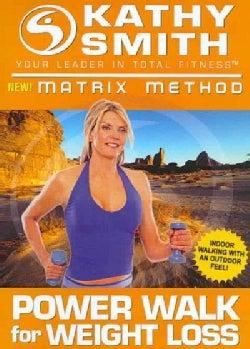 Matrix Method: Power Walk for Weight Loss (DVD)