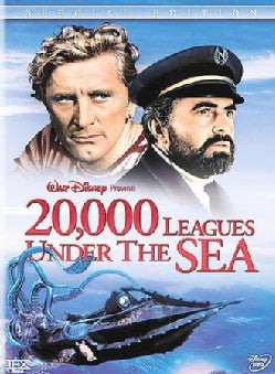 20,000 Leagues Under the Sea (DVD)