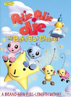 Rolie Polie Olie: Baby Bot Chase (DVD)