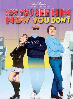 Now You See Him, Now You Don&#39;t (DVD)